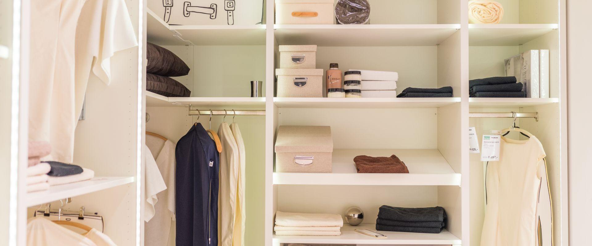 Ein begehbarer Kleiderschrank für Ihr Schlafzimmer - spilger.de