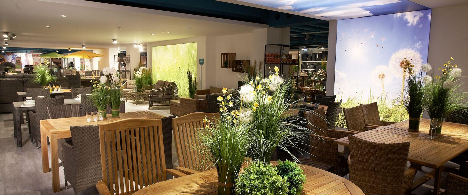 Möbel Accessoires Für Garten Terrasse Spilgerde