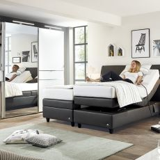 boxspringbetten kaufen in obernburg. Black Bedroom Furniture Sets. Home Design Ideas