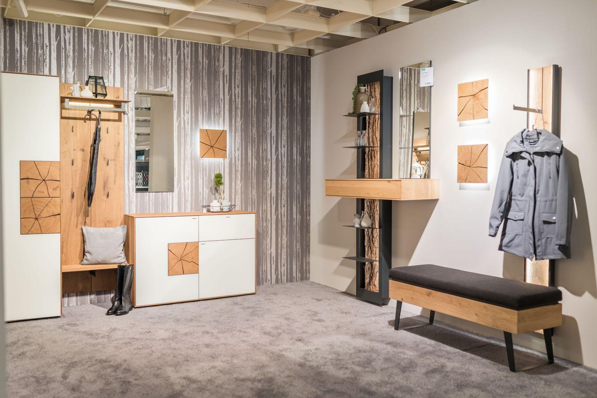 m bel f r flur und garderobe. Black Bedroom Furniture Sets. Home Design Ideas
